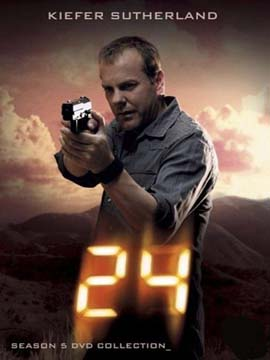 24 - The Complete Season Five