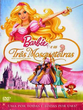 Barbie and the Three Musketeers - مدبلج