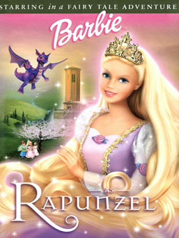 Barbie as Rapunzel - مدبلج