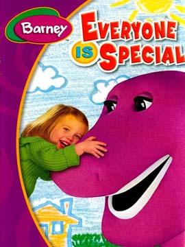 Barney Everyone Is Special