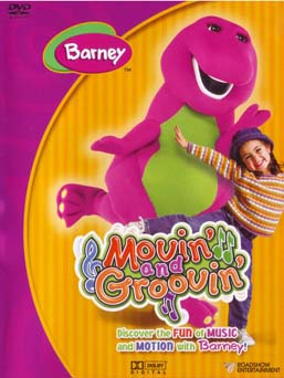 Barney: Movin' and Groovin