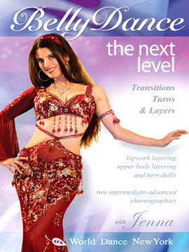 Bellydance - The Next Level with Jenna