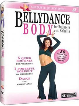 Bellydance Body For Beginners with Suhaila