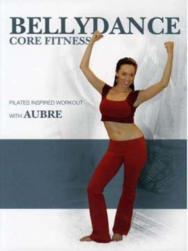 Bellydance Core Ftiness Workout with Aubre