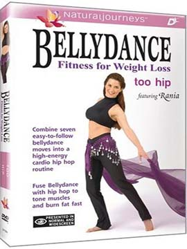 Bellydance Fitness for Weight Loss - Too Hip with Rania
