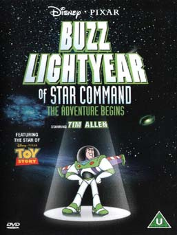 Buzz Lightyear of Star Command - مدبلج