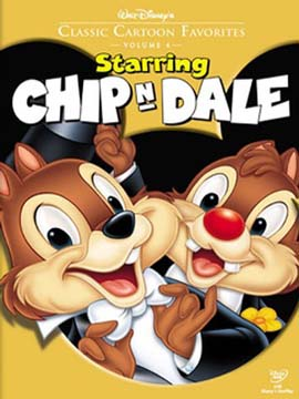 Chip And Dale - Troubles in the Tree