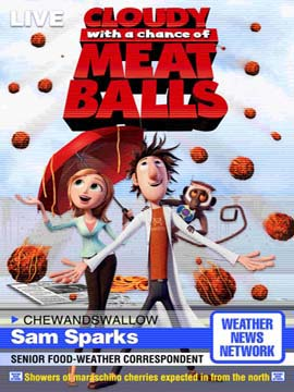 Cloudy with a Chance of Meatballs - مدبلج