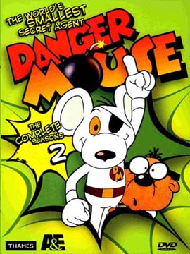 Danger Mouse - The Complete Season 2