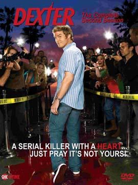 Dexter - The Complete Season Two