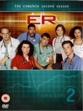 ER - The Complete Season Two