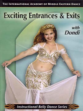 Exciting Entrances and Exits with Dondi