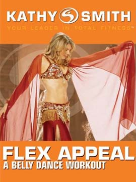 Flex Appeal: A Bellydance Workout with Kathy Smith