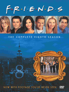 Friends - The Complete Season Eight