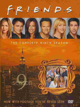 Friends - The Complete Season Nine