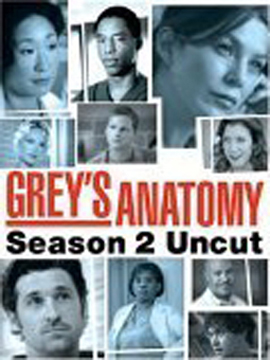 Grey's Anatomy - The Complete Season Two