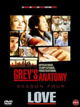 Grey's Anatomy - The Complete Season Four