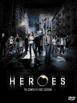 Heroes - The Complete Season One