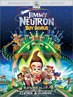 Jimmy Neutron - Boy Genius - مدبلج