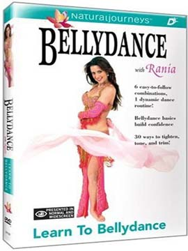 Learn to Bellydance with Rania