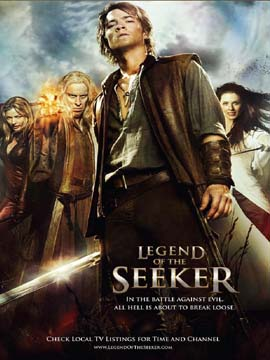 Legend Of The Seeker - The Complete Season One
