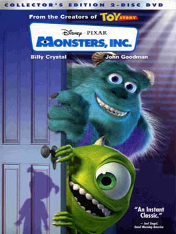 Monsters, Inc. مدبلج