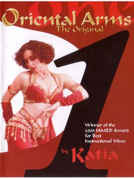 Oriental Arms 1 with Katia Bellydance