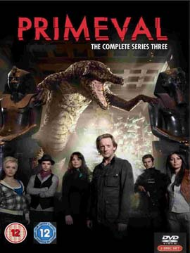 Primeval - The Complete Season Three