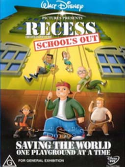 Recess: School's Out - مدبلج