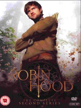 Robin Hood - The Complete Season 2