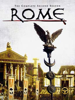 Rome - The Complete Season Two