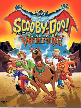 Scooby-Doo! And the Legend of the Vampire
