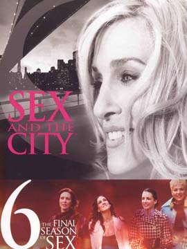 Sex and the City - The Complete Season Six