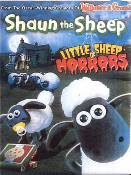 Shaun The Sheep Little Sheep of Horrors