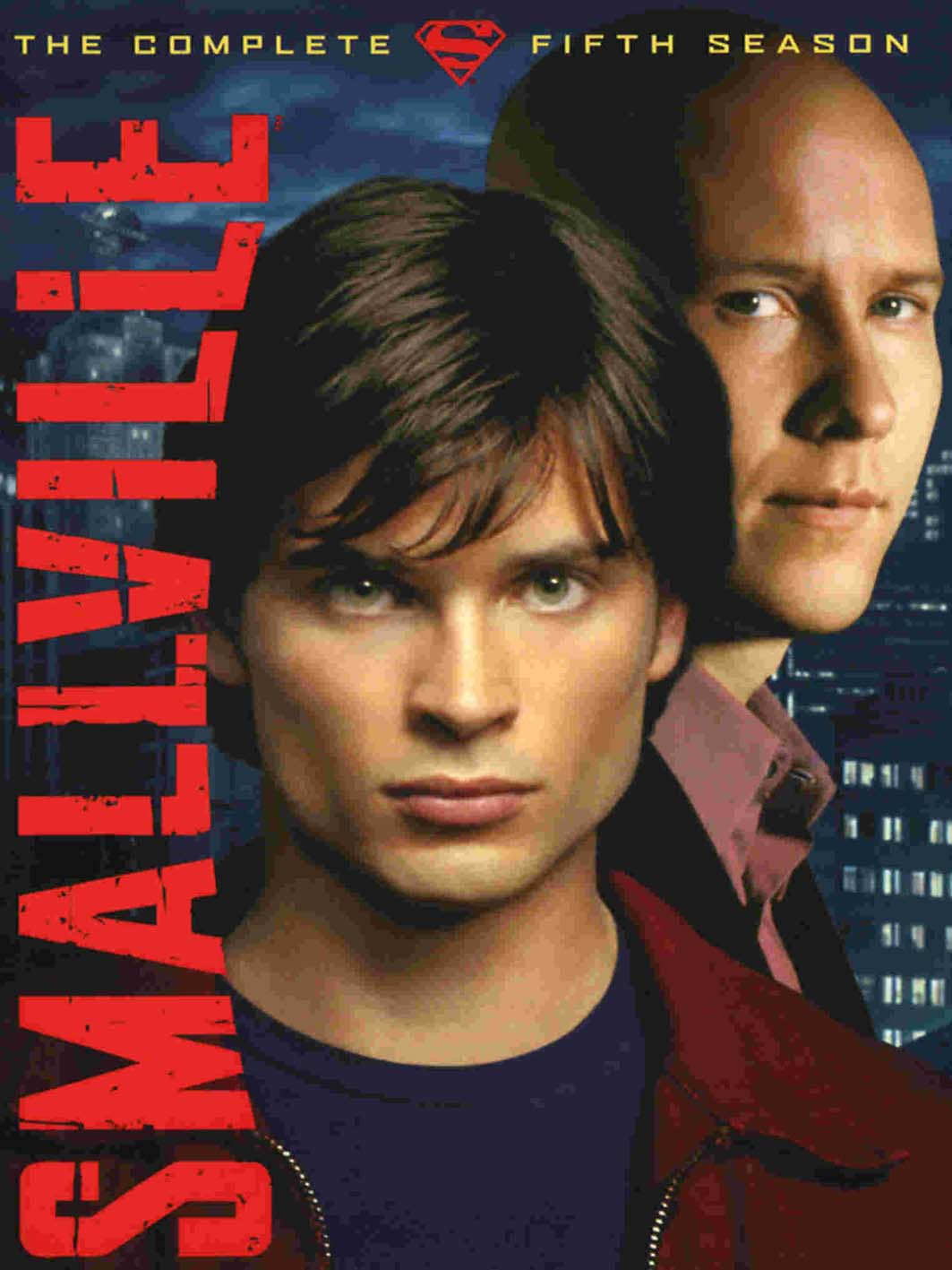 Smallville - The Complete Season Five