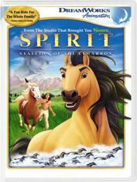 Spirit - Stallion of the Cimarron - مدبلج