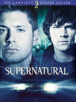 Supernatural - The Complete Second Season