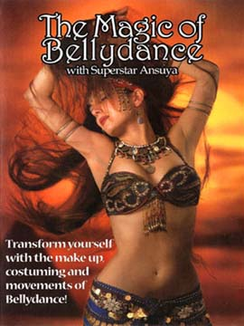 The Magic of Bellydance with Ansuya