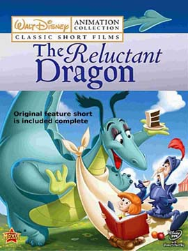 The Reluctant Dragon - مدبلج
