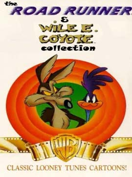 The Road Runner and Coyote Famous cartoon collection