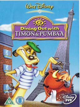 Timon And Pumbaa - On Holiday With Timon And Pumbaa - مدبلج