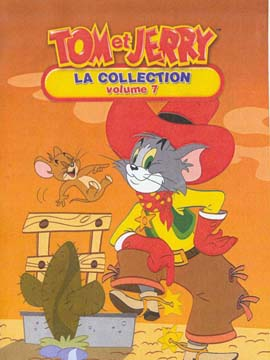 Tom and Jerry -Volume 7