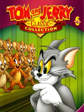 Tom and Jerry -Volume 6