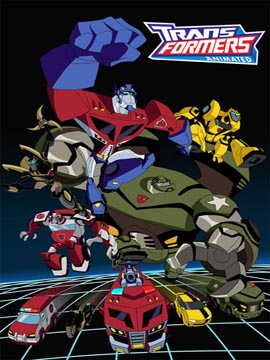 Transformers: Animated - Season 1