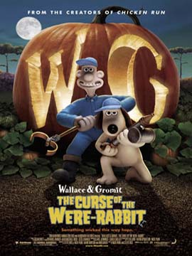 Wallace and Gromit in The Curse of the Were-Rabbit - مدبلج