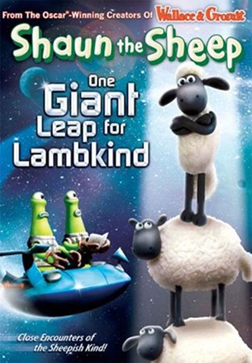 Shaun The Sheep One Giant Leap For Lambkind