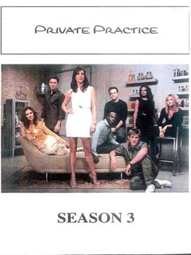 Private Practice - The Complete Season Three