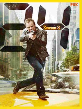 24 - The Complete Season Eight