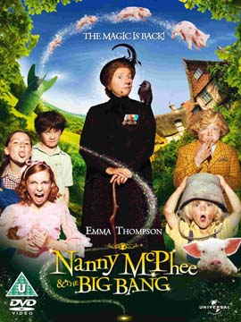 Nanny McPhee & The Big Bang