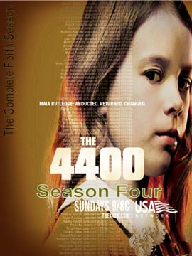 The 4400 - The Complete Fourth Season